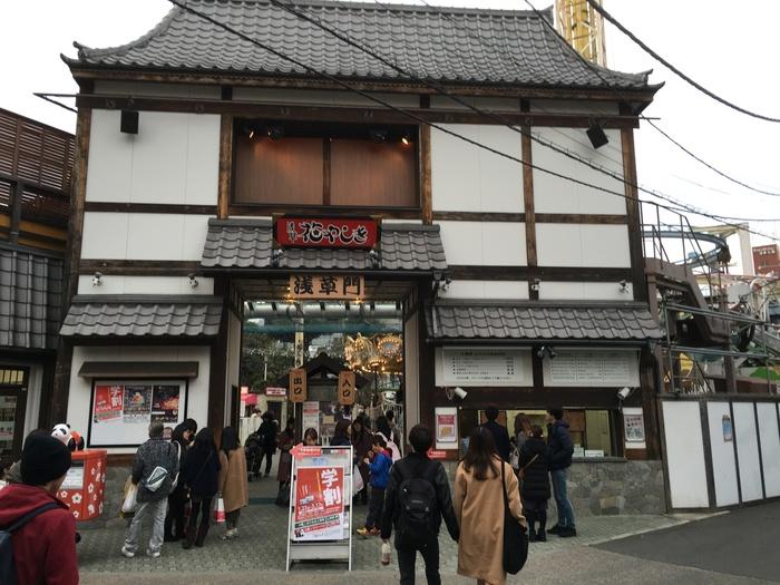 1853年に開業した「浅草花やしき」は、日本で最も古い遊園地だと言われています。名前は知っているけれど、実際は行ったことがない…そんな女性も多いのでは?東京スカイツリーからは車で10分くらいですので、ツリー見物のあとに立ち寄るのも良さそう♡