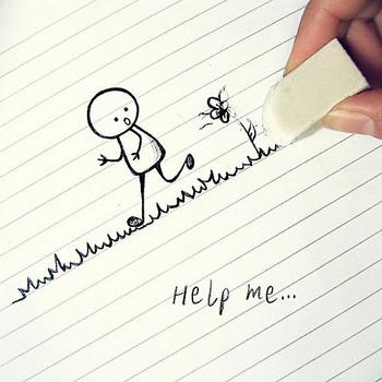 何をしたらいいか戸惑っている状態は「I don't know what to do.(何をしていいかわからない。)」で表現することができます。さらに相手にアドバイスを求めたい時は「What should I do?(どうしたらいい?)」と聞いてみましょう。  先ほどのものを失くした時のフレーズとあわせて使えそうですね。