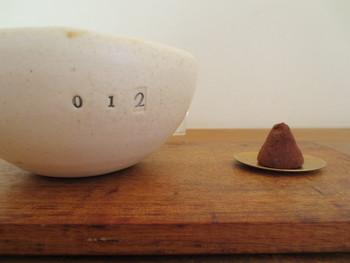 抹茶茶碗のようなこだわりのカップに入った飲み物や体によい食材を使ったデザートが楽しめます。