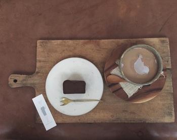 そのなかでも、とくに人気が高いのが「あんこガトーショコラ」。ガトーショコラは「あんこ」以外にも、プレーンの「ガトーショコラ」、宇治抹茶を使った「抹茶ガトーショコラ」など3種類あります。(各400円/1ピース)