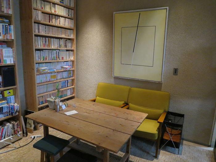知的好奇心もグルメも♪ 東京都内の居心地のよい「ブックカフェ」5選