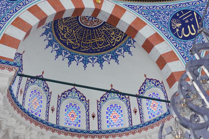 """都内で感じる""""異国""""。見学可能な美しきモスク「東京ジャーミイ」"""