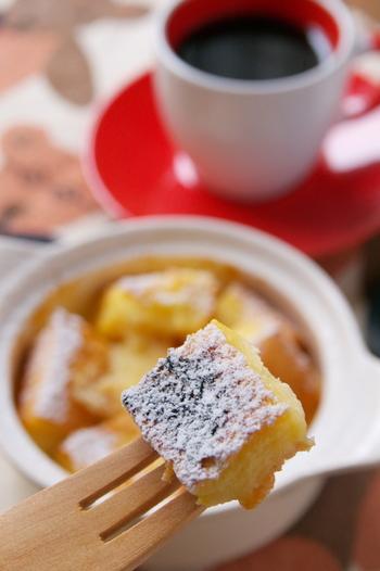 オーブンや蒸し器がなくても、フライパンひとつあれば意外といろいろなスイーツが作れます。フライパンのポテンシャルを駆使して、おやつ作りをもっと気軽に楽しんでみませんか?
