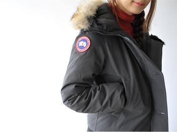本格的に寒くなる前に、オシャレなカナダグースのダウンジャケットを手に入れませんか?コーデの幅も広がる上に、防寒もバッチリです。この一着があれば、今年の冬は快適に過ごせそうですね♪