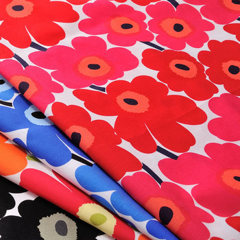 大人気のマリメッコ。存在感のある花柄のUNIKKO(ウニッコ)を子ども服にしたいという方も多いのではないでしょうか。子ども服は使う布の面積が小さいので、小柄版のMINI UNIKKO(ミニウニッコ)がおすすめです。