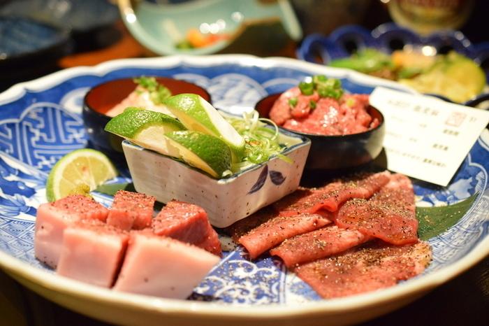 女性同士だからこそ何の気兼ねもなくゆっくりと極上のお肉が楽しめます。お肉好きは必見のお店です。
