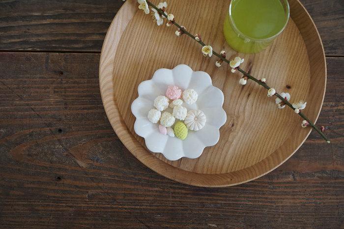 お団子、大福...etc 『和』のティータイムを楽しむ〈テーブルコーディネート〉