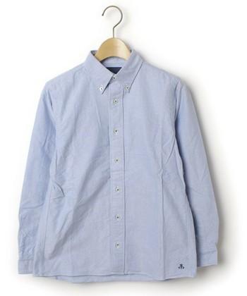 コットンシャツ。 綿100%のシャツは春夏にぴったり。