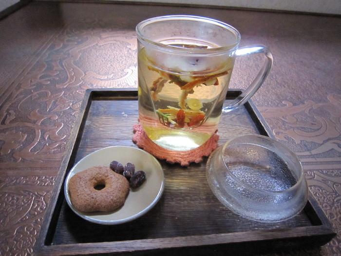 街歩きに疲れたら、昔懐かしい佇まいをした一心茶房で、お茶をいただき、ほっこりとした気分を楽しんでみませんか?