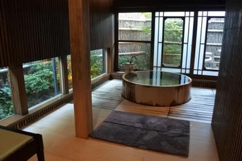 6つのお風呂が貸切で楽しめます。