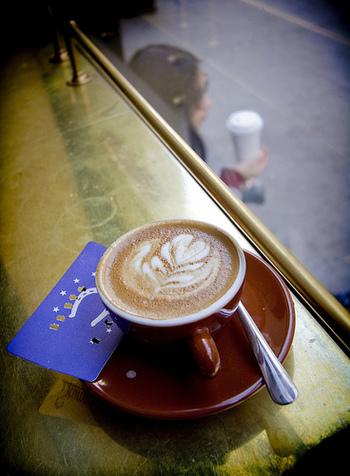 とっても人気のここのコーヒー豆は、ニューヨークのデリなどでも使用されています。