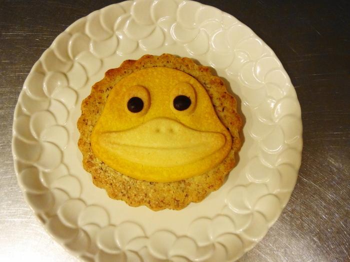 ベーカリーであるアンデルセンでこんなかわいらしいクッキーが販売されていることはご存知ですか?
