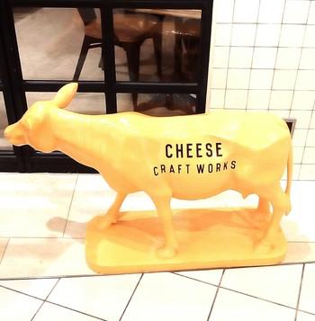 大阪で大人気のチーズ専門店「チーズクラフトワークス」が2017年1月に東京に初上陸しました☆場所は東京テレポート駅近くにあるダイバーシティ東京プラザ内です。