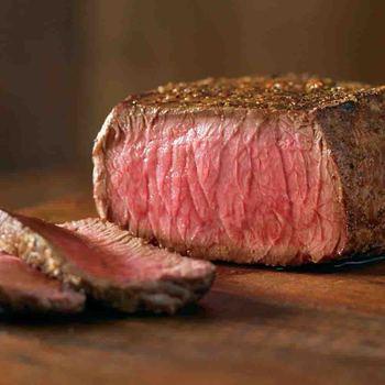 薬味好きな方の常識♪お肉をわさびでいただけば、美味しいお店の味だね