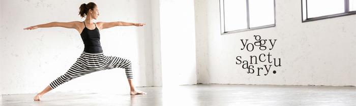 ヨガスタジオ studio yoggy(スタジオ・ヨギー)を運営するstyle yoggy new york(スタイルヨギーニューヨーク)から生まれたヨガウエアブランド。
