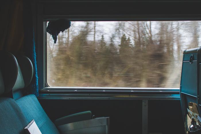 いつもとは違う景色が窓から見える。旅行の醍醐味のひとつです。 海や山の景色などのパノラマをゆっくり楽しみましょう。