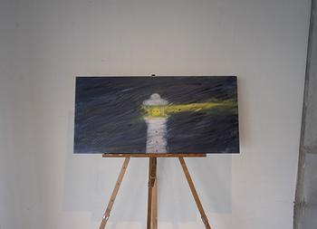 絵は描く人の心を表すといわれています。アミイゴさんが描くやさしくて、だけどどこかユーモラスな世界。そんなアミイゴさんに、作品を通じて出会える嬉しさ。私たちが日々の暮らしの中でつい見失ってしまいそうな大切なことを、「それはね...」とさりげなく教えてくれるアミイゴさんの作品世界。手にとってそっと眺めてみませんか。
