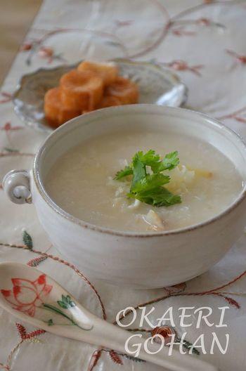 お魚を使った本格的なレシピです。ゆっくり時間が取れる休日にチャレンジしたいですね。牛乳も入ったとっても濃厚な一皿です。