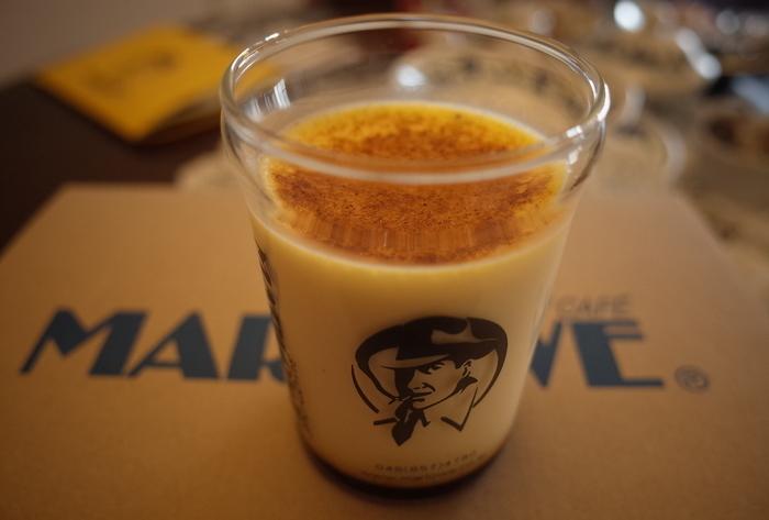 北海道産の濃厚生クリームをたっぷり使ったクリームプリン。プリン好きに捧げたい、オススメプリンです。