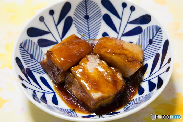 【豚の角煮&煮玉子】 とろ、うまッ♪ おうちで楽しむ定食屋さんの味再現レシピ