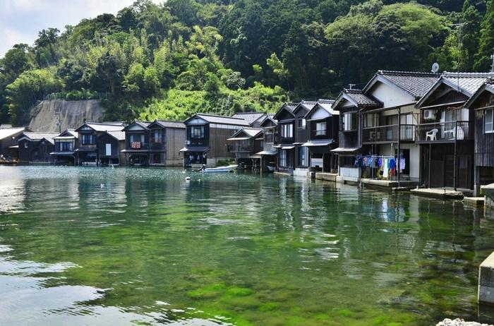 日本のヴェネツィア。海に浮かぶ町「伊根の舟屋」って知ってる?
