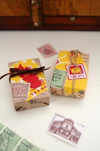 大切な人への贈り物。中身はもちろんですが、ひと手間かけて素敵なオリジナルラッピングでプレゼントしてみませんか?
