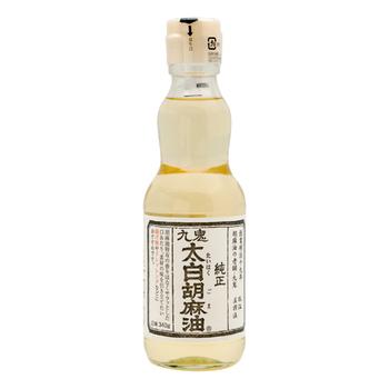 アーユルヴェーダでよく使われる「太白ごま油」は、クセがないのでどんなナッツやドライフルーツとも相性が良いです。