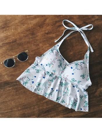 一足先に常夏へトリップ♪ナチュラル可愛い【リゾートファッション】