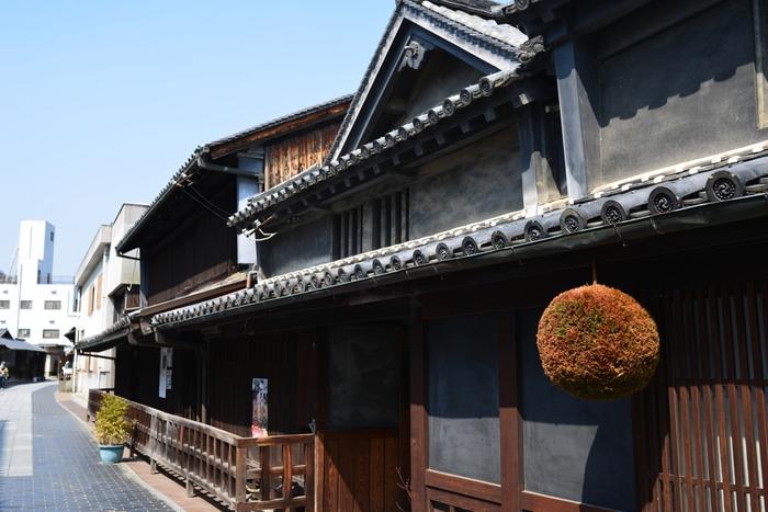 古くは京都下鴨神社の荘園として、戦国期には竹原小早川氏の、江戸期には広島藩浅野家の領地として発展し、江戸後期には、製塩業・酒造業で大いに栄えました。