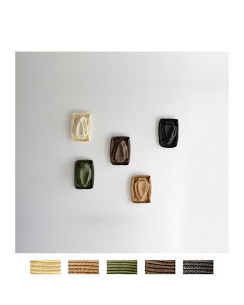 折り畳めばこんなにコンパクトに◎ いつでもカバンに入れて持ち歩けます。色は5色。あなたはどの色を選びますか?