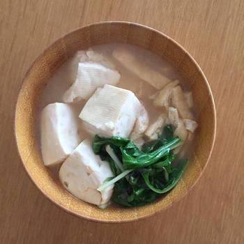 日本人のソウルフードとも言える『お味噌汁』。ところが最近では、お味噌汁を飲まない人が増加しているそう。