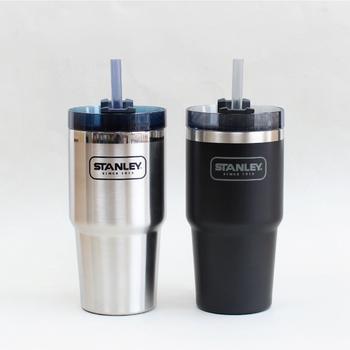 アクティブライフで活躍する本格派アイテムを提供するスタンレーのストロータイプのマグボトル。