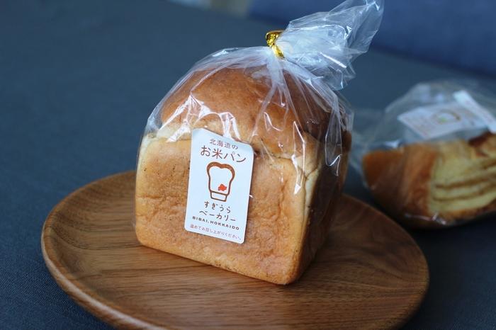 2001年から地元をあげて米粉(こめこ)の普及活動が進み、すぎうらベーカリーは全国区で有名になりました。