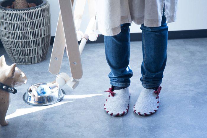 履き心地抜群で、一度履いたら病み付きになるほど。リボンの色は、バーガンディー、フォレスト、イエローの3種類の中から選べます。