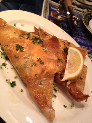 いつでもどこでも手軽に食べられてとても美味しいチュニジアの代表料理です。