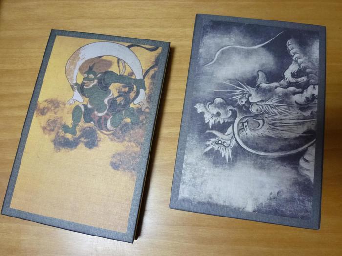 これまたカッコイイ建仁寺の御朱印帳です。龍の御朱印帳は男性にぴったりかもしれませんね!近頃は、多くの方が御朱印を集めているので、これを機会に始めてみませんか?
