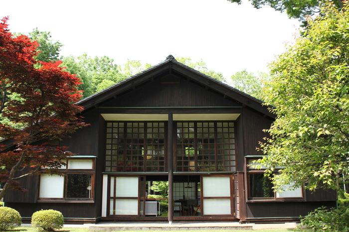 見学できちゃう!木造モダニズムの傑作。建築家「前川國男」の自邸