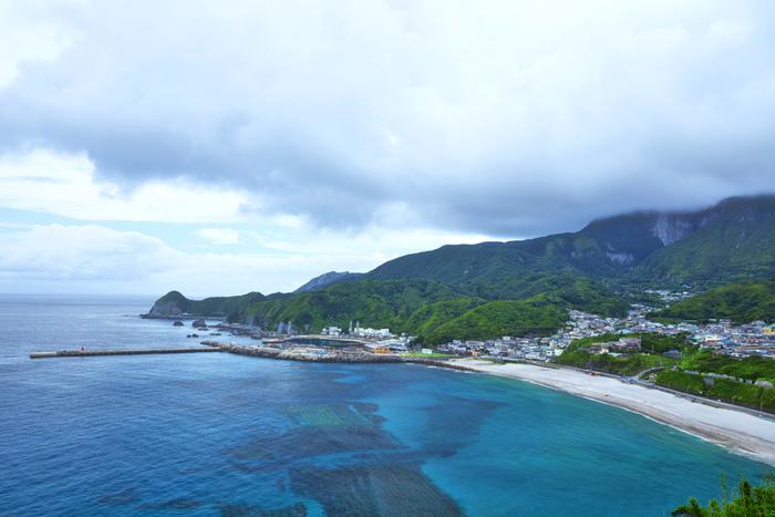 東京都伊豆七島にある、絶景アイランド。それが神津島です。