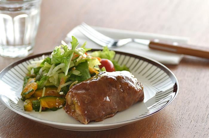 SPISA-RIBB(スピサリブ)シリーズは、シンプルだから和洋どんな料理にも合わせやすい。定番のマイ・ディッシュになりそうです。