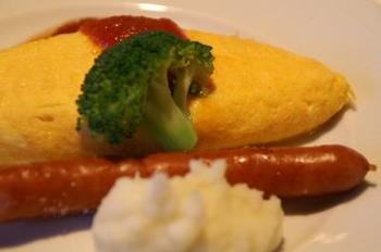 朝食は、和・洋から選ぶことが出来ます。 たまには趣向を変えて、洋食も良いですね。