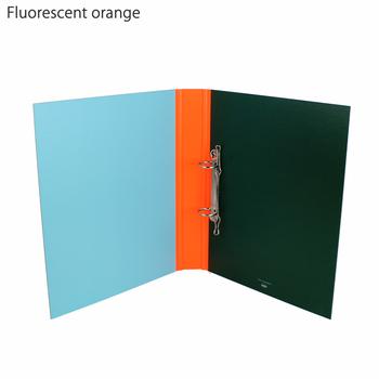 デンマークのブランド・HAYらしい配色が、パッと目を引きます。表紙は強度のあるカードボードが使用されているので、とても実用的。仕事や勉強をさらに楽しく!