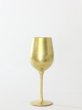 王様のワイングラスという名前です。 名前にふさわしい神々しさ。