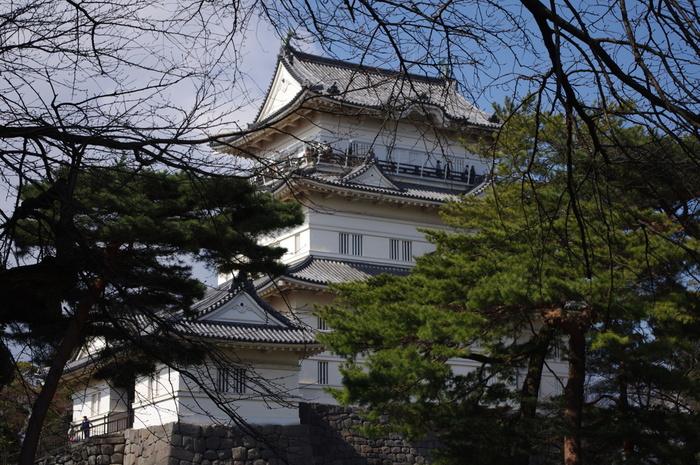 神奈川県小田原市にある小田原城址公園は、15世紀初めに築城された小田原城の天守閣と本丸を中心に造られた都市公園です。広大な敷地を誇る公園内には、城跡をはじめ、数々の史跡が残されています。
