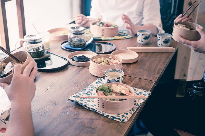 冷めても美味しいからお弁当におすすめ。「おこわ」の炊き方とレシピをご紹介。
