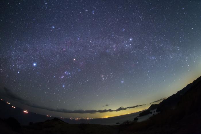 あの星の名前はな~んだ?知ればもっと楽しめる美しい冬の星空☆