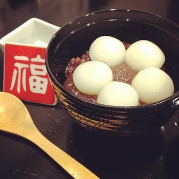 冬の美味しいあったかスイーツといえば、ぜんざい&おしるこですが、京都を始め、関西では「ぜんざい」が定番って、ご存じでしたか?