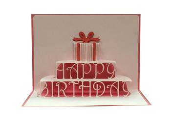 ハッピーバースデーの文字と、ギフトボックスやケーキなど誕生日にちなんだモチーフを組み合わせるのも素敵ですね。ちょっと慣れたら挑戦してはいかが?バレンタインなら、文字とハートを合わせるデザインなどもおすすめです。