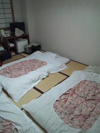 和室もあります。 少し宿坊っぽさが味わえますね。