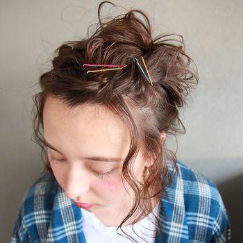 前髪をアレンジするだけでも印象がガラリと変わりますよね。 簡単なものばかりなので是非挑戦してみてください♪