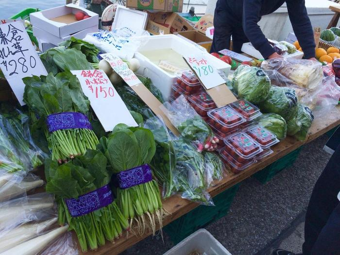 何と言ってもこの価格!とってもお買い得な野菜ばかり。